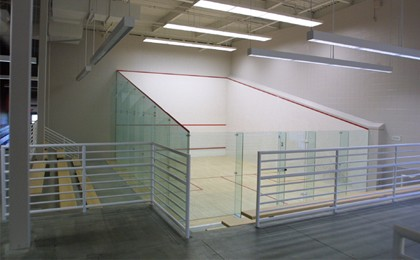 BelkinSquashCourts